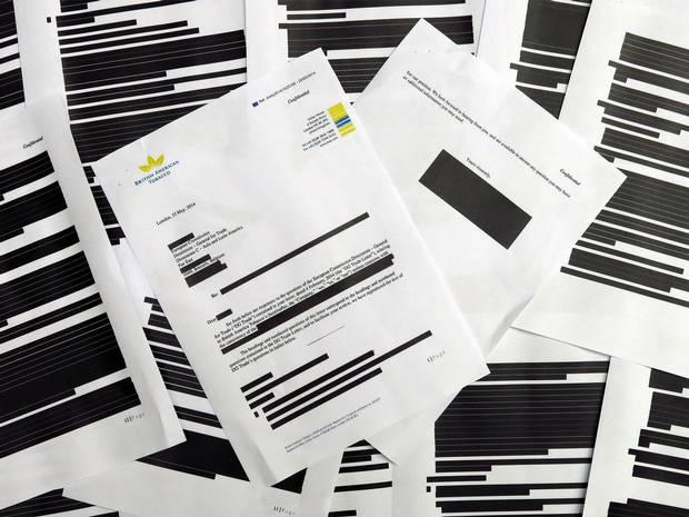 A lobbi tárgyalások jegyzőkönyveiből jóformán minden információt titkosítottak