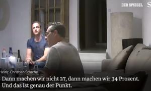 Strache tárgyal az oroszokkal